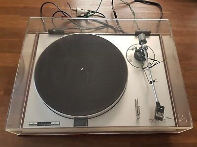 Vintage LUXMAN Direct drive turntable model PD121 rare turntable