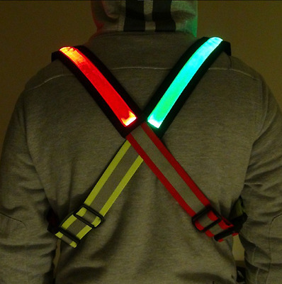 Halo Belt - Led Safety Belt
