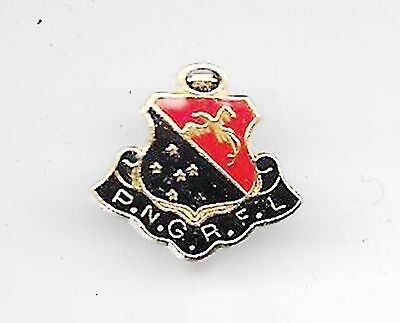 Papua New Guinea Rugby Football League ~ Vintage Lapel Pin