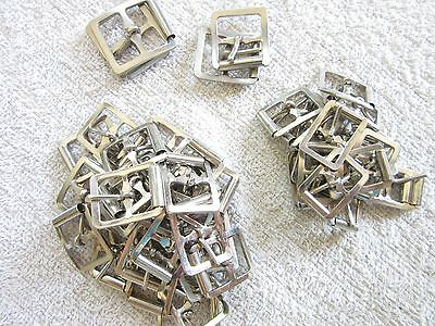 *** Leathercraft - SKATE buckles - assorted sizes - LOT