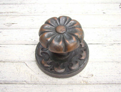 Metal Door Handle Vintage Door Knob Door furniture Rustic Decor Retro door pull
