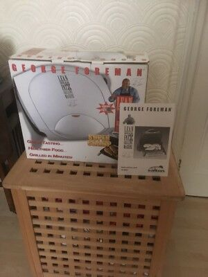 brand new in box George forman grill