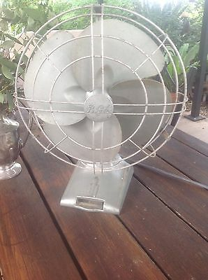 Collectible Vintage BGE Electric Fan