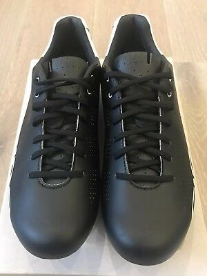 Giro Empire ACC Full Carbon Road Cycling Shoes UK10 Black RRP £259.99