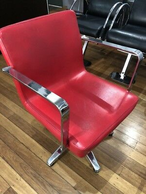 Hairdressing Salon Chairs (8 Available Selling Seperately)
