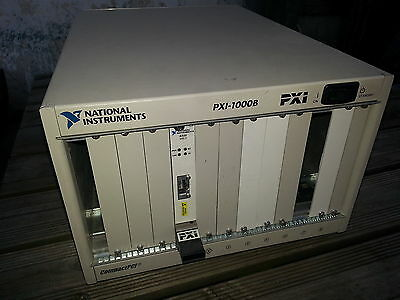 Chassis National Instrument PXI-1000B