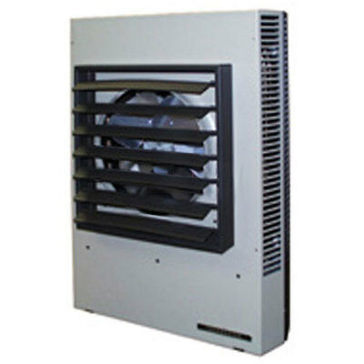 TPI Horizontal/Vertical Discharge Fan Forced Suspended Unit Heater, 7500W 480V 3