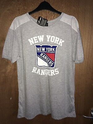 NWT New York Rangers T Shirt Size 14