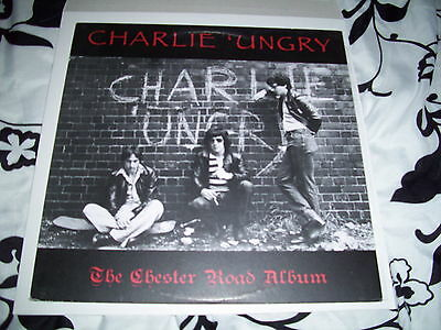 CHARLIE UNGRY the chester road album lp rare punk KBD 1977