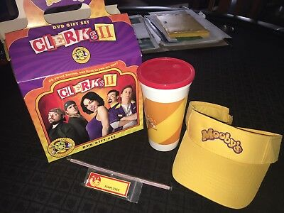 Kevin Smith Jason Mewes And Silent Bob Clerks 2 Mooby's Merchandise