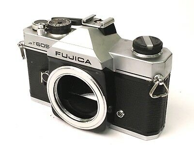 Fujica ST605N 35mm SLR camera body. Excellent condition. Free UK shipping
