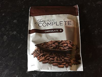 Juice Plus 525g bag of chocolate shake powder
