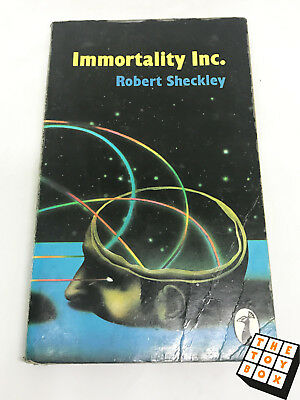 Sci-fi Novel Penguin Immortality Inc. Robert Sheckley