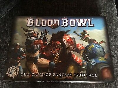 Blood Bowl 2016 New Edition - 3 teams -Unused Game- Additional Supplement Rules