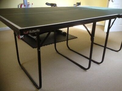 Butterfly Junior Table Tennis table - three quarter size