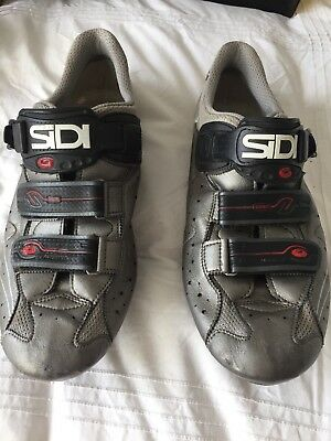 Sidi Cycling Shoes Size 45