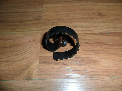 "Ridgid Style Spiral Sawtooth 1-1/2"" Cutter Fits RIDGID Drain Cables"