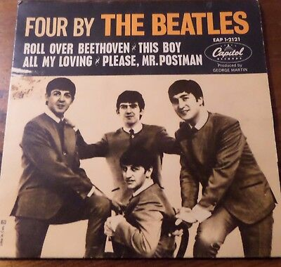 Four by the Beatles plus two more