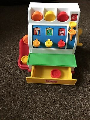 Fisher Price Till