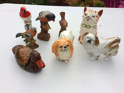 Small Collection Of Animals Various Makers