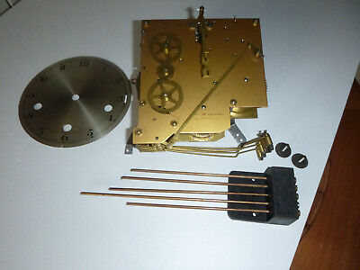 Enfield Westminster Mantel Clock Movement Chime & Dial