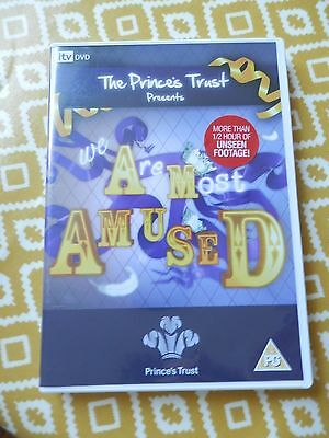 We Are Most Amused DVD Michael McIntyre, Bil Bailey, Rowan Atkinson, John Cleese