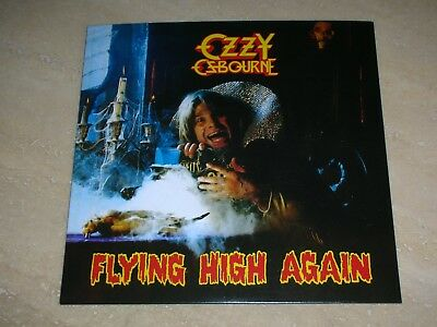 """Ozzy Osbourne """"Flying High Again"""" RSD (Record Store Day) 2011 7"""" Single, NEW"""