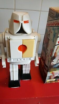 mainland galaxy warrior robot hong kong spares/repairs
