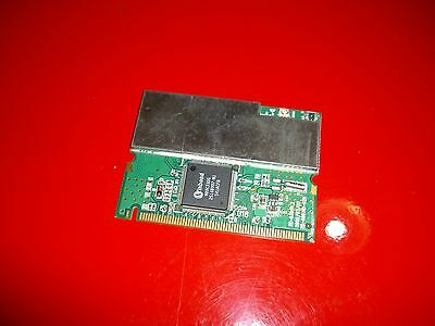 Wifi Mini PCI Tarjeta WLAN XG-630 EU portatil PCI adaptador PN: 40016628