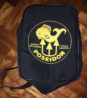 Poseidon Regulator Bag Scuba