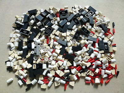 MAJ Electronic job lot #18 Plastic switch buttons/Slide fader knobs - 200g