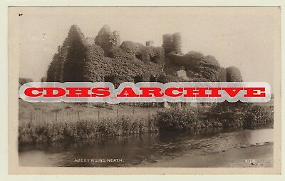 POSTCARD - Neath Abbey Ruins, Neath. Posted 1909