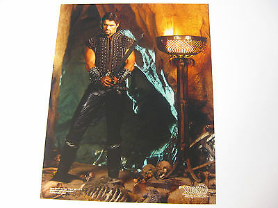 "Ares Xena Character Keven Smith Large 11"" by 14"" Xena Creation Photo"