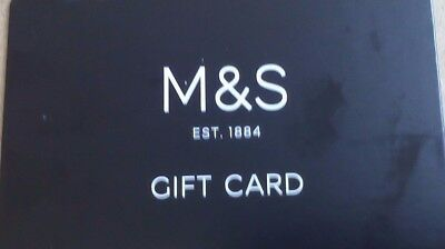 M&S Gift Card £75.00