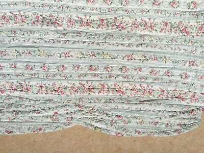 laura ashley bedspread duck egg