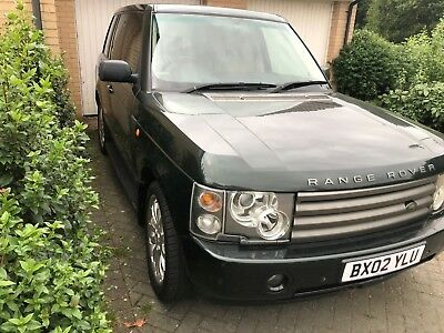 Range Rover L322 V8 HSE ++++ spares or repair++++