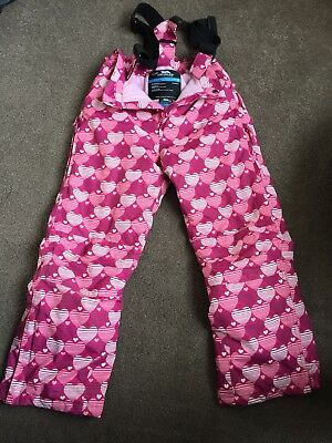 Waterproof Pants Kids Size 7-8