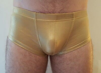 shiny gold boxers poss gay interest