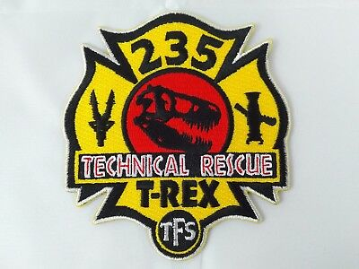 Toronto Fire Station 235 Technical Rescue Patch