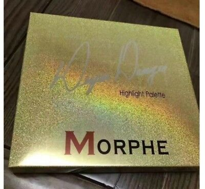 Morphe Face Blusher Highlight Palette 9 Color Blusher