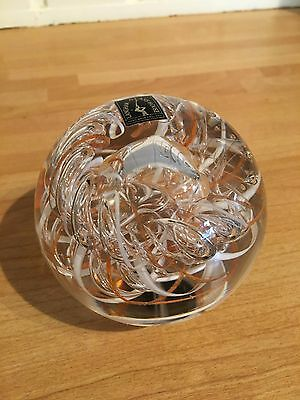 Langham Glass Paperweight