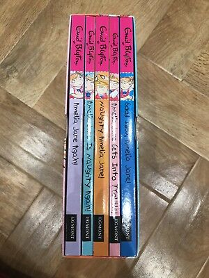 Enid Blyton The Adventure Set Of 5 Books