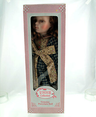 Windsor Collection Porcelain Doll Rosemary (boxed)