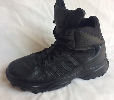 Adidas GSG9 Boots / Trainers - UK 4.5 - Ultimate Cadet / Tabbing Boots