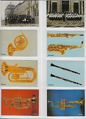 Calendar / Band of the School of Music of the firemen of Mafra/ Portugal 1987