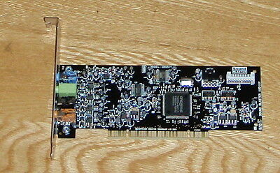 Creative Labs SB0570 PCI Sound Blaster Audigy SE Sound Card / Soundkarte