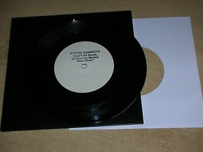 "Arctic Monkeys ""Don't Sit Down, 'Cause I've Moved Your Chair"" RSD 2011 7"" Single"