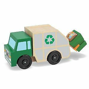 Garbage Truck - Vehicle Toys by Melissa & Doug (4549)