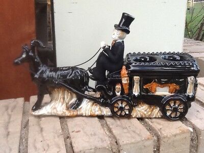 2011 Yankee Candle Collectable Multi Boney Wagon, but looks like a hearse.