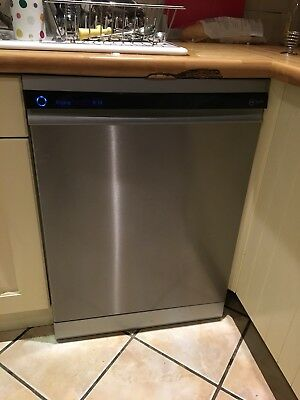 Beko DFN 1000 X freestanding dishwasher